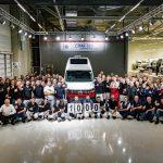 VW Nutzfahrzeuge feiert  die Produktion des 1.000sten Grand California