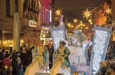 Weihnachtsmarkt in Valkenburg. (Foto: NBTC)