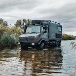 Kurz vorgestellt – Fernreisemobil Polygon Shelter Unimog 435
