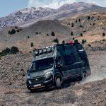 Für Abenteurer gebaut – Der Sunlight Cliff 4×4 Adventure Van