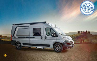 """Voll ausgestattet: Die """"50 Years Limited Edition"""" des CaraTour 600 MQ. (Foto: Knaus Tabbert GmbH)"""