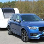 Kurz vorgestellt – Zugfahrzeug Volvo XC 90 D5 AWD R-Design