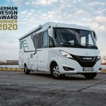 German Design Award für die Hymer B-Klasse MasterLine