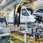 Produktionsstart – Mercedes-Benz eSprinter geht in Serienproduktion