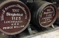 Die Lochranza Destillerie befindet sich auf der im Firth of Clyde liegenden Insel Arran ganz im Norden. (Foto: Holidu)