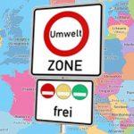 2020 – Wo gibt es neue Umweltzonen in Deutschland und Europa?