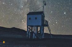 Sternschnuppen und Milchstraße beobachten auf Terschelling. (Foto: NBTC)