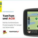 Messevorschau CMT 2020 – TomTom und ACSI beschließen Zusammenarbeit