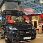 Kurz vorgestellt – Neue Bürstner Van-Baureihe Campeo