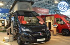 Pünktlich zu den Frühjahrsmessen präsentiert Bürstner mit dem Campeo eine komplett neuentwickelte Van-Baureihe. (Foto: det / D.C.I.)
