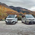 Crosscamp – Camper Vans kommen auch als Opel-Version