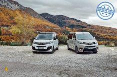 Crosscamp stellt mit der Version Life auf Basis des Opel Zafira einen weiteren Camper-Van als kompakten, alltagstauglichen Freizeit-Van vor. (Foto: Crosscamp)