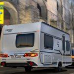 Messesplitter CMT 2020 – Fendt Caravan präsentiert Sondermodell Bianco Primo