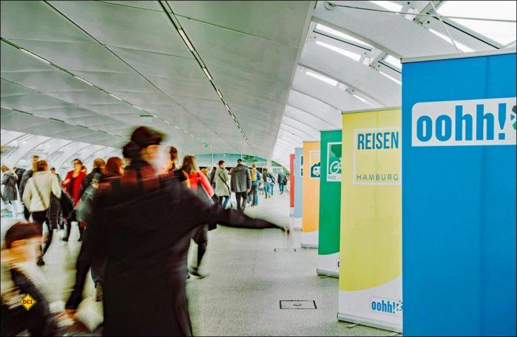 Vom 5. bis 9. Februar findet auf dem Gelände der Hamburg Messe die Reisen Hamburg 2020 statt. (Foto: Messe Hamburg)