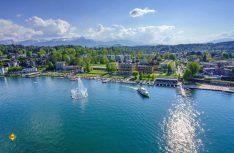 Der Wörthersee ist der grösste See in Kärnten und aufgrund einer klimatischen Lage einer der wärmsten Alpenseen überhaupt. (Foto: Wörthersee Tourismus)