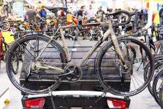 Die R+C nennt sich nicht umsonst die besucherstärkste Fahrradmesse Deutschlands. Die Besucher können auf vier verschiedenen Testparcours mit über 3.000 Quadratmetern Räder prüfen. (Foto: Messe Essen)