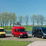 25 Jahre Innovation – Der Mercedes-Benz Sprinter feiert Geburtstag