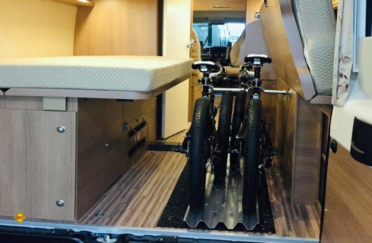 Bobs Garage hat sein Bike holder-System mit vielen Neuheiten zum kompletten Baukastensystem in Sachen Fahrradhalterungen ausgebaut. (Foto: Bobs Garage)