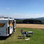Campercontact – Reisemobilstellplatz Höhenblick in Oberbrombach bester Platz 2020
