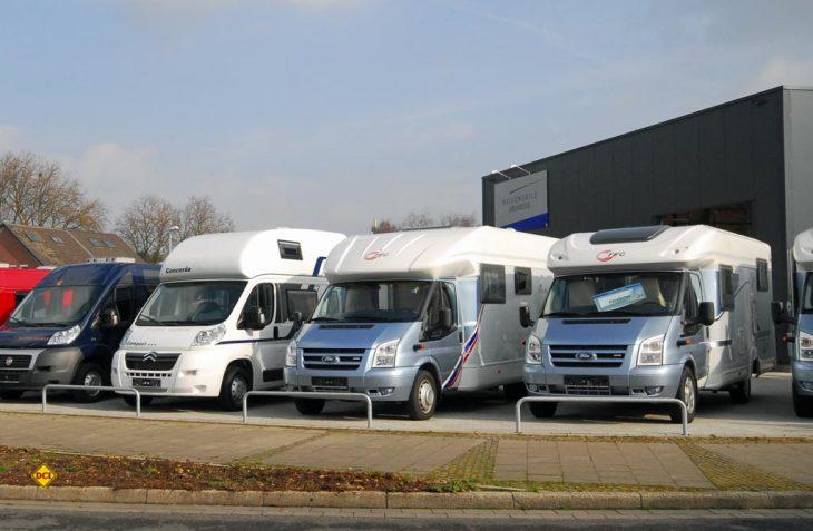 Der Deutsche Caravaning Handels-Verbands DCHV für den Einstieg die mobile Freizeit mit gebrauchten Fahrzeugen. (Foto: det/D.C.I.)