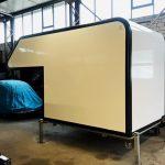 Das Pick Up Selbstbau-Projekt – Von der Pritsche zum Reisemobil – Teil 3 – Boden – Fenster – Dachhauben