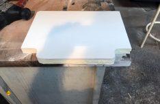 Der Ausschnitt wird entsprechend zugeschnitten, damit er in den Rahmen passt. (Foto: Schwarz)