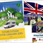 Der Zukunftsreport Reisemobile2030+ nun auch in englischer Version verfügbar – Vorhersagen lassen aufhorchen