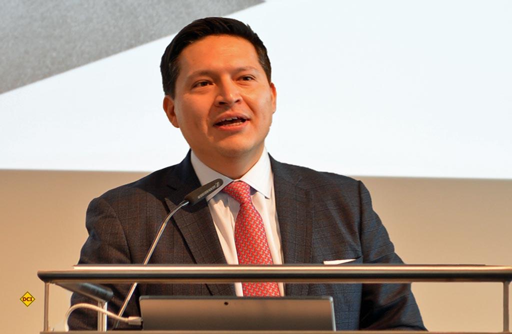 Daniel Onggowinarso ist Geschäftsführer des Caravaning Industrie Verband Deutschland CIVD. (Foto: det / D.C.I.)