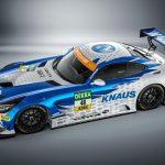 ADAC-GT Masters – Knaus Raptor vom Team HTP Winward Motorsport greift an