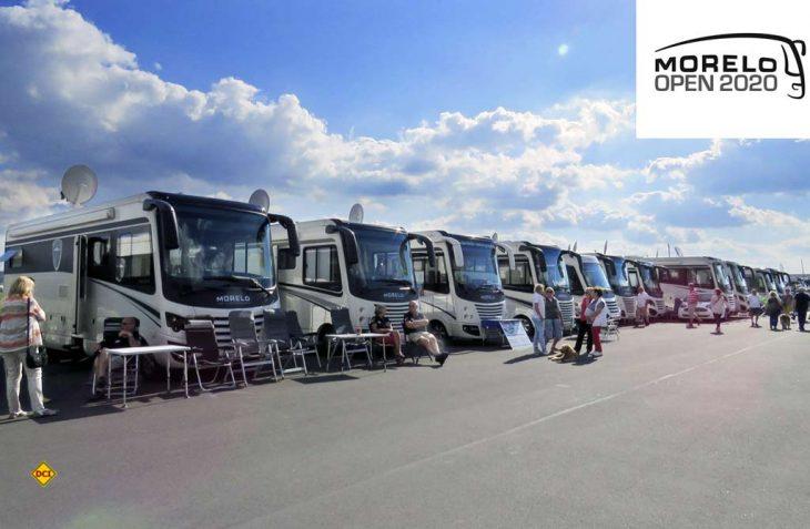 Das traditionelle Reisemobilfest Morelo-Open 2020 in Schlüsselfeld ist aufgrund der Corona-Epidemie abgesagt worden. (Foto: Morelo)