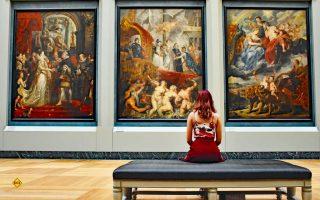 Für kulturbeflissenen Caravaning-Fans, die im Moment wegen Corona nicht reisen können, bieten viele bekannte Museen online-Besuche an. (Foto: Holidu)