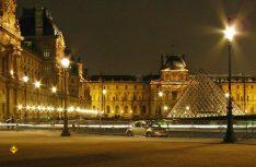 Der Louvre in Paris. (Foto: Holidu)