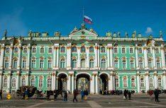 Die weltgrößte Kunstsammlung: Eremitage Museum St. Petersburg. (Foto: Holidu)