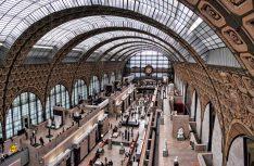 Das Musée d'Orsay in Paris beherbergt die weltweit größte Sammlung impressionistischer und post-impressionistischer Werke. (Foto: Holidu)