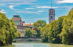 """Das Deutsche Museum in München bietet seit 2015 einen virtuellen Rundgang an. Seitdem können Besucher in Online-Touren durch """"Welt, Raum und Zeit"""" flanieren. (Foto: Deutsches Museum)"""