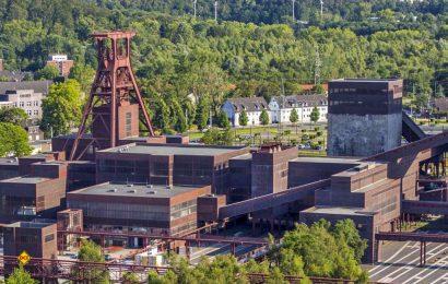 Das UNESCU-Welterbe Zeche Zollverein kann auch digital besucht werden. (Foto: Tourismus NRW)