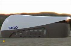 Die Clima e-Van von Teleco ist die kleinste Dachklimaanlage am Markt und wurde speziell für Kastenwagenmobile konstruiert. (Foto: Teleco)