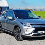 Kurz vorgestellt – Zugfahrzeug Mitsubishi Eclipse Cross 2,2 D 4WD
