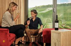 Die Winzer bieten an: Online Weinreise nach Baden und Württemberg. (Foto: TMBW)