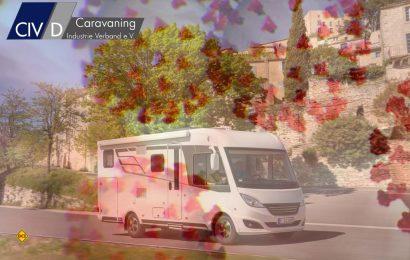 Die Corona-Pandemie hat auch die Caravaning-Branche in Europa fest im Griff. (Foto: CIVD/D.C.I.)