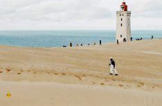 Dänemarks Youtube-Kanal - Die aktuellen Erlebnisse wie den Umzug eines Leuchtturmes miterleben. (Foto: Visit Denmark)