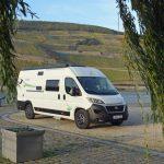 Praxis-Test Reisemobil – Forster Van 636 EB – Der Langschläfer