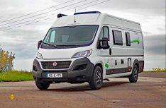 Kompakt und gut zu handeln: Der Forster Van 636 EB überzeugt mit guten Fahreigenschaften. (Foto: det / D.C.I.)