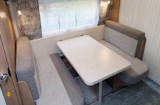 Gemütliche Sitzgruppe bequemen und formschönen Polsterelementen. (Foto: sis / D.C.I.)