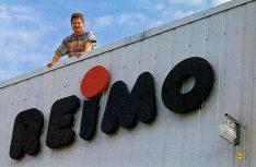Firmen-Chef Holona ganz oben. (Foto: Reimo)