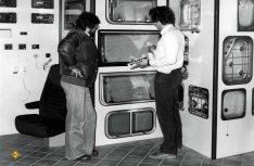 Beratung wird groß geschrieben, das war auch 1982 im Zubehör-Shop schon so. (Foto: Reimo)