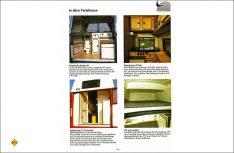 Einblicke in den Geschmack und Möbelbau früherer Zeiten gibt die Katalogseite aus dem Jahre 1985. Scan: D.C.I.)