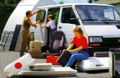 Ein Spaß für die ganze Familie, das kann der Ausbau eines Kastenwagens zum Reisemobil sein. Reimo macht's möglich. (Foto: Reimo)