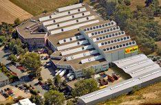 40 Jahre Reimo - Der neue Firmensitz von Reimo in Weiterstadt. (Foto: Reimo)