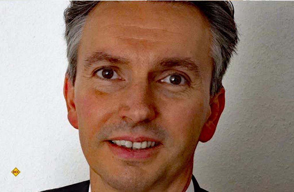 Oliver Waidelich ist Geschäftsführer des Deutschen Caravaning Handelsverband in Stuttgart. (Foto: DCHV)